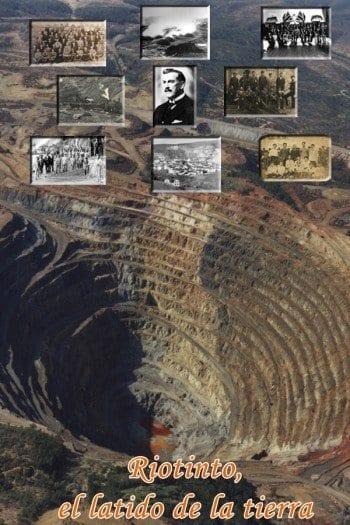 Riotinto, El latido de la tierra - Cartel